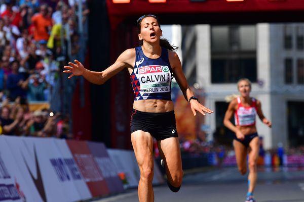 La marathonienne originaire de Vichy Clémence Calvin, vice-championne d'Europe en titre de la spécialité, s'est vue notifier par l'Agence française de lutte contre le dopage (AFLD) une suspension à titre provisoire pour s'être soustraite à un contrôle antidopage au Maroc, a annoncé son avocat mercredi 10 avril.
