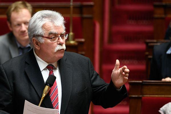 Le député communiste du Puy-de-Dôme, André Chassaigne, va visiter, avec d'autres parlementaires, pendant 1 an des hôpitaux français. L'objectif est de déposer une proposition de loi sur la santé en 2019.