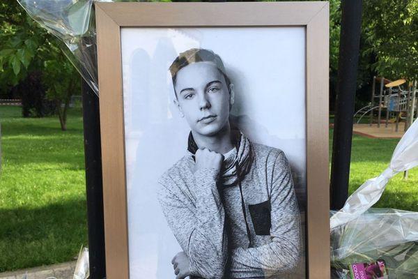 Kévin, 17 ans, a été mortellement poignardé dans un parc public de Mourmelon-le-Grand (Marne) le samedi 2 juin 2018.