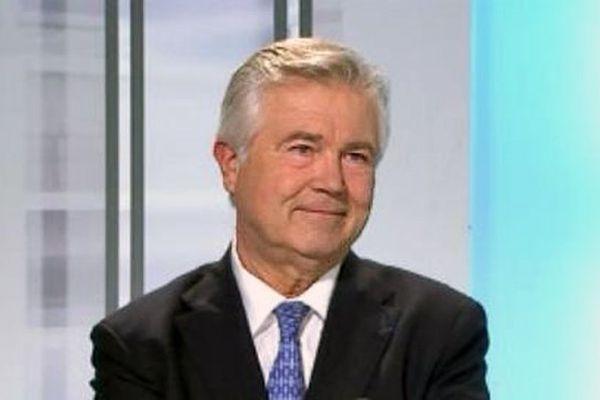 Jean-Pierre Grand (ex-Les Républicains ) sénateur de l'Hérault