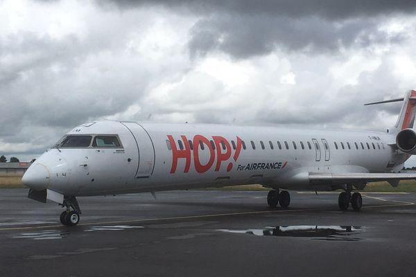 Premier vol Rennes-Lyon ce lundi 15 juin 2020