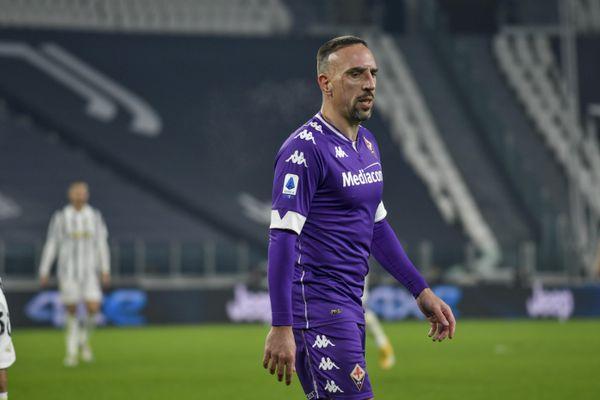 Franck Ribéry, l'avenir en pointillé