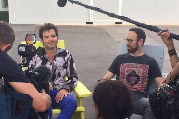 Matthieu Chedid et Yaron Herman en concert ce samedi 30 juillet à Marciac
