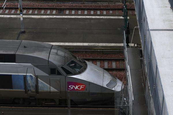 UN TGV (image d'archives)