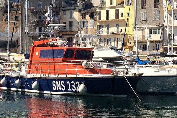 La vedette des Sauveteurs en Mer de Bastia, l'Enseigne de vaisseau Jean Ramelli II