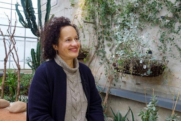 Betsabée Haas, Adjointe au Maire de Tours déléguée à la biodiversité, la nature en ville, la gestion des risques et la condition animale