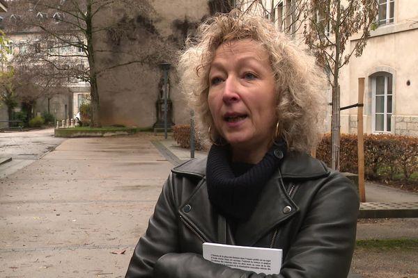 Brigitte Rochelandet : universitaire et écrivain