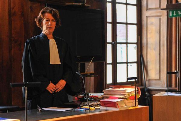 Thérèse Brunisso, avocat général