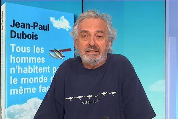 Jean-paul Dubois invité du 19/20 de France 3 Midi-Pyrénées