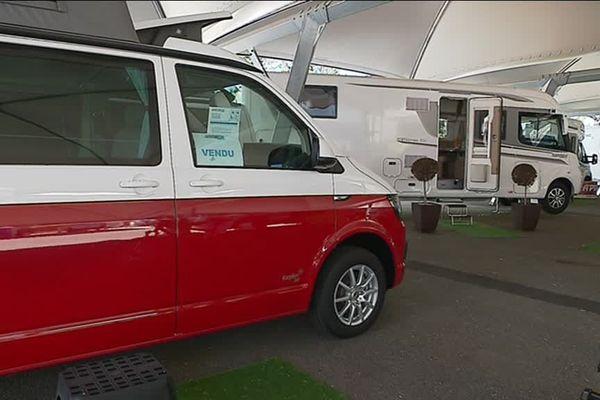 En Limousin, le marché du camping-car est en constante progression.