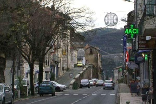 La commune de Saint-Pons-de-Thomières