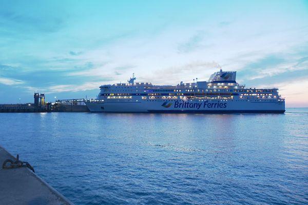 La saison 2021 sera bien que 2020 pour la Brittany Ferries