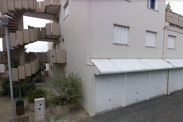 La résidence où a été tué le sexagénaire. (illustration)