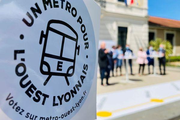 Les élus de l'ouest se mobilisent en faveur du métro E