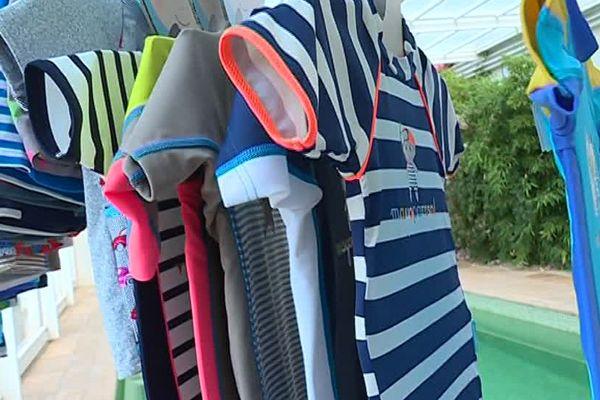 Des vêtements anti-UV pour remplacer la crème solaire - mai 2018