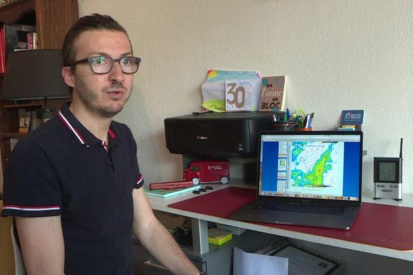 Attention au risque d'avalanche pendant la semaine de l'ascension prévient ce météorologue