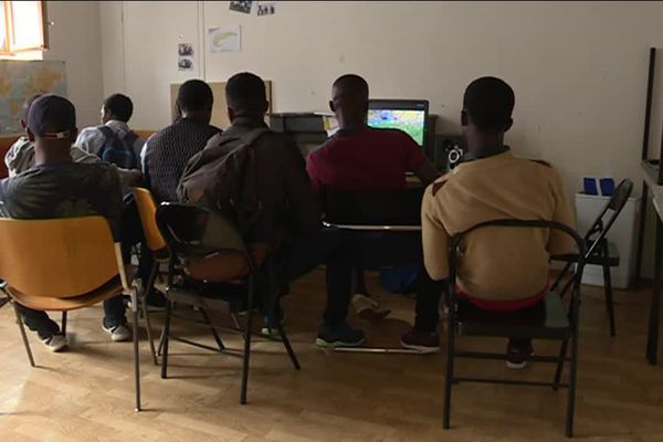 Les mineurs isolés arrivés à Rouen sont pris en charge par Médecins du Monde