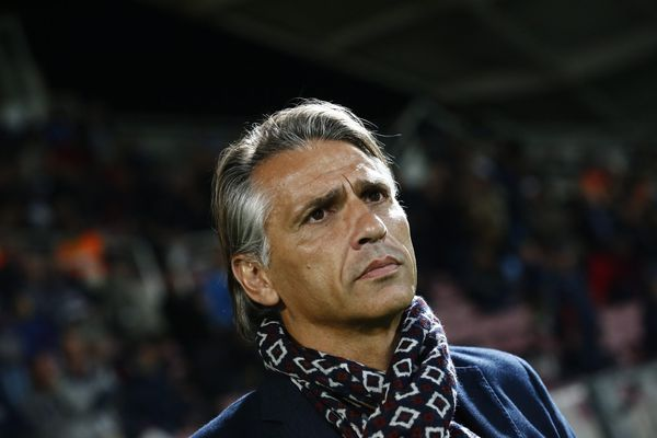 Régis Brouard effectue à Auxerre son deuxième match à la tête du Sporting.