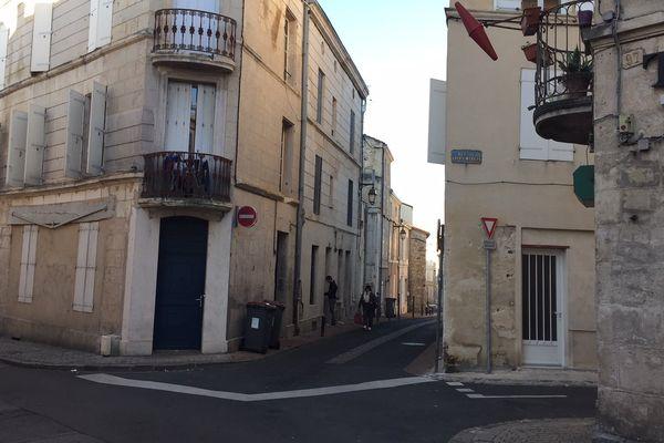 L'opération des forces de police a été menée dans le quartier autour de la rue St-Gelais