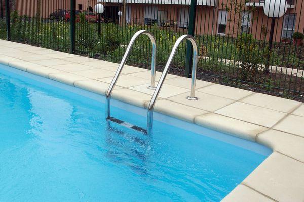 Illustration de piscine