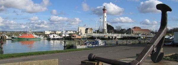 Le phare de Ouistreham se visite en juillet et août