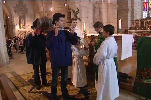 Traditionnelle Fête de la Saint Vincent à Vouvray