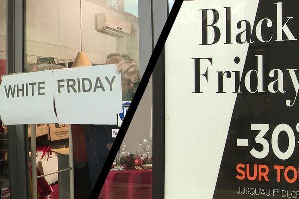 White Friday Vs Black Friday