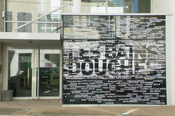 Les Bains Douches, salle de concerts vieille de 42 ans située à Lignières (Cher), avaient été rénovés en 2001.