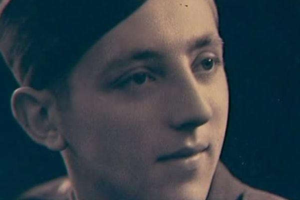 Georges Ollitrault, au temps de l'uniforme de la Résistance pendant la Seconde guerre mondiale