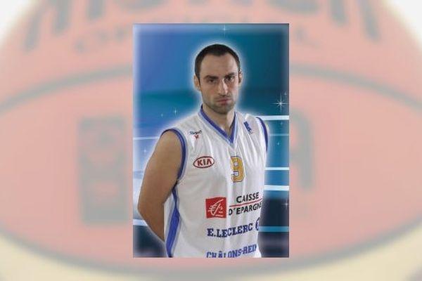 Angelo Tsagarakis est l'un des meilleurs shooters du championnat de Pro B
