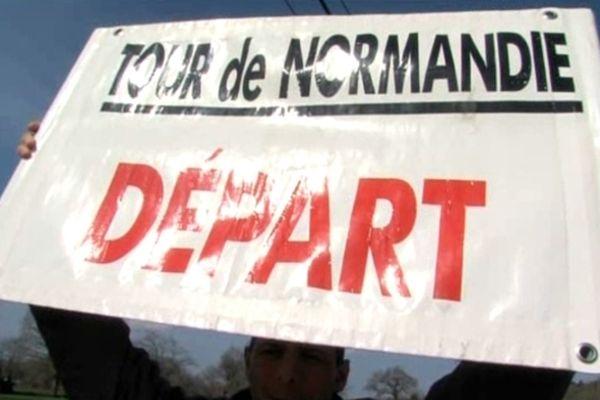 Coup d'envoi du Tour de Normandie 2013 le 18 mars prochain