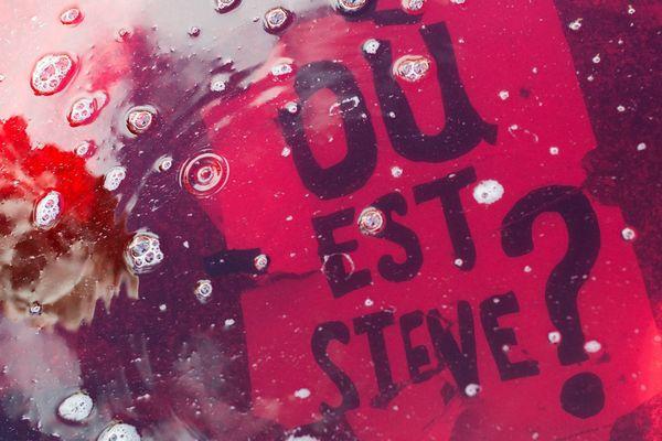Des manifestations ont déjà eu lieu à Nantes depuis la disparition de Steve.