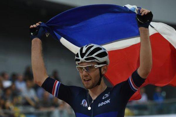 Benjamin Thomas a décroché son premier titre de champion du monde