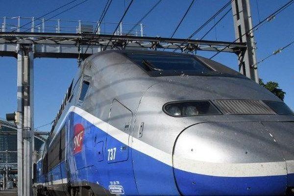 TGV : circulation perturbée entre Bordeaux et Paris