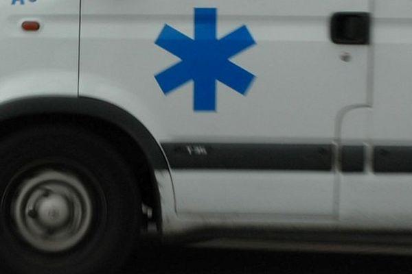 L'ambulancier pourrait avoir fait un malaise. Photo d'illustration.