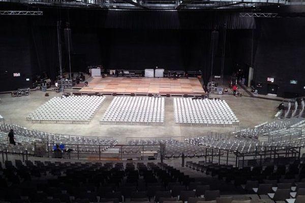 Les musiciens de l'Opéra de Rouen investissent le zénith pour le concert du Nouvel an.