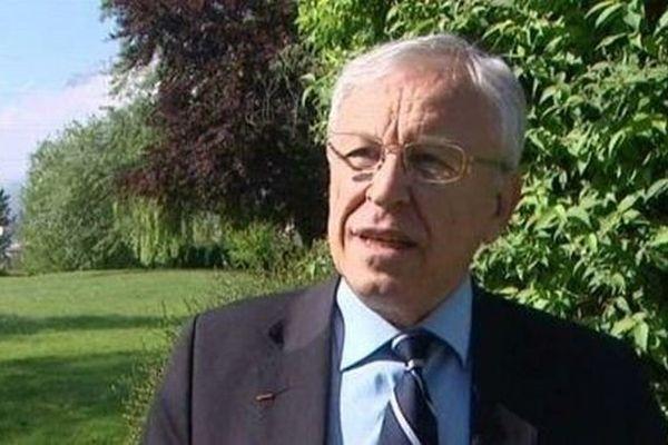 Jean-Claude Peyrin, président UMP 38