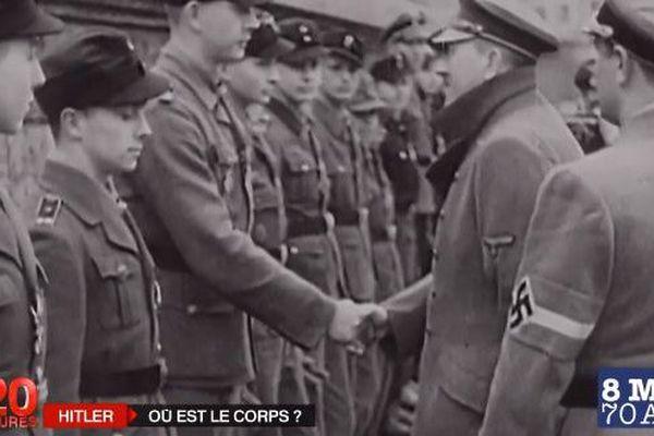La disparition du corps d'Hitler laisse place à de nombreuses hypothèses.