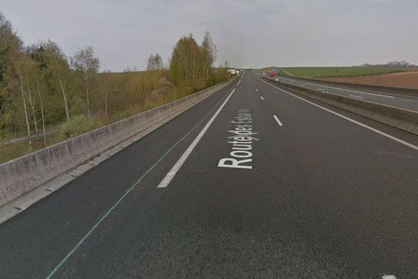 L'accident qui a coûté la vie à un homme est survenu vendredi 6 mars sur l'A16 au niveau de la commune de Grand-Laviers dans la Somme.