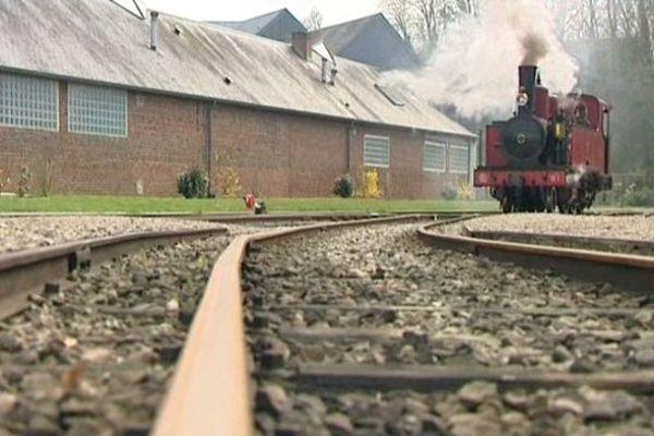 Le petit train de la Baie de Somme