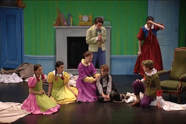 Les costumes et le maquillage, éléments essentiels d'un opéra