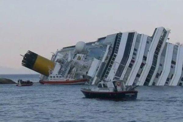 3200 passagers étaient à bord du Concordia, le 13 janvier 2013.