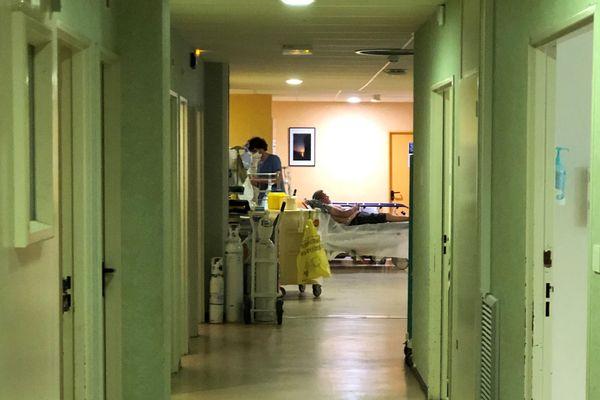 Illustration / Aux urgences de Bastia, la situation, selon beaucoup de soignants, reste précaire