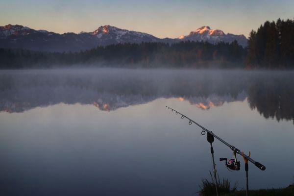 Un pêcheur est mort à Commentry dans l'Allier. Image d'illsutration.
