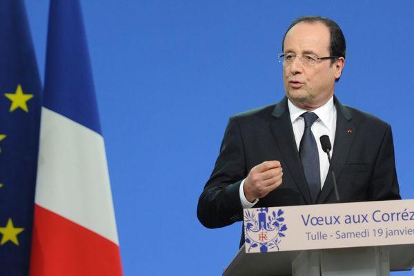 Comme l'an dernier, le Président de la République se rend en Limousin pour souhaiter les voeux aux corréziens