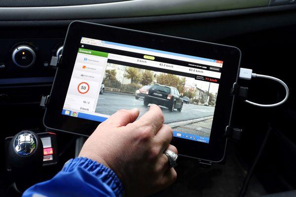 18 voitures radar banalisée sillonnent les routes de Bretagne