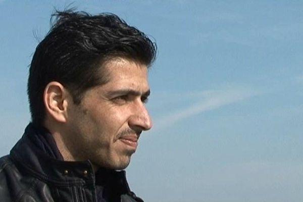 Omied Karim a fui l'Irak à 16 ans.