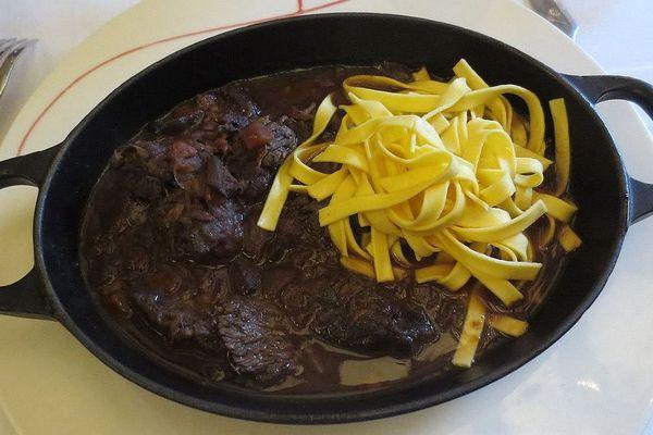 Le bœuf bourguignon, un plat qui fait saliver de nombreux Français.