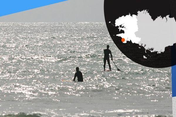 Le stand-up paddle, nouvelle discipline tranquille et nature
