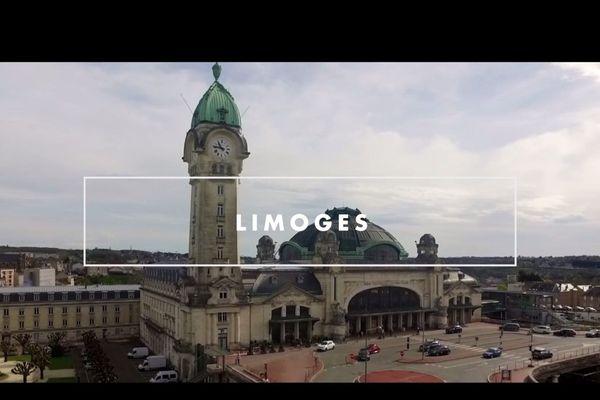 Copie d'écran d'un des films promotionnels, diffusé sur des vols Air France.
